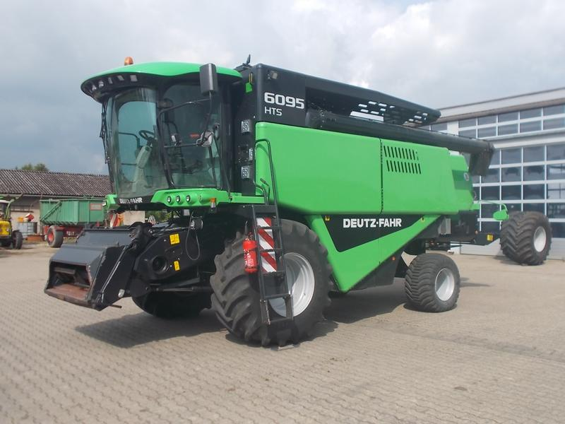Deutz-Fahr TOPLINER 6095 HTS  TOP !!!
