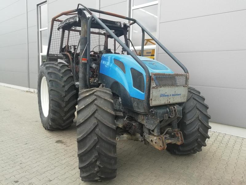 New Holland TVT 190