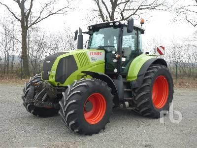 Claas AXION 810CMATIC
