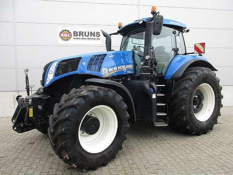 New Holland T8.410 AUTOCOMMAND