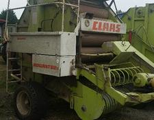 Claas Rollant 62 S und Claas Rollant 62