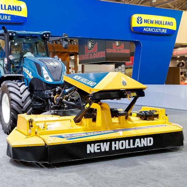 New Holland F 320 P DiscCutter