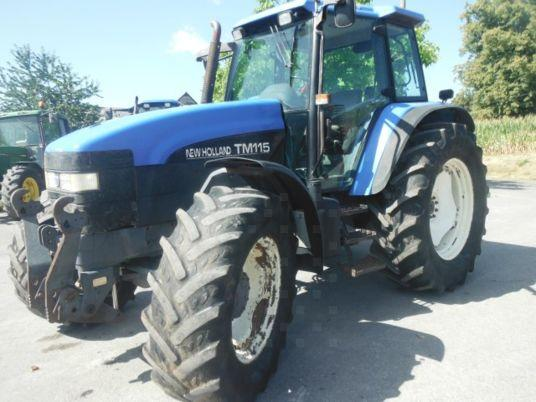 New Holland TM 115