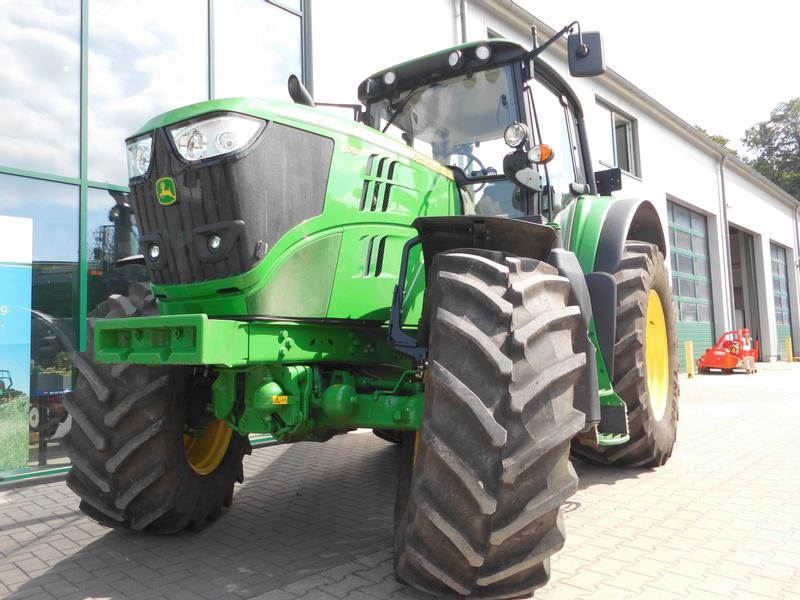 John Deere 6175 M AutoQuad Eco Shift