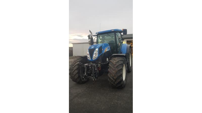 New Holland T 6090 winterdienst
