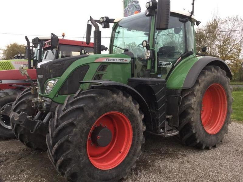 Fendt 722 PROFI PLUS SCR
