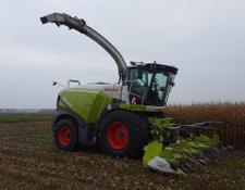 Claas JAGUAR 940 SPECIAL EDITION