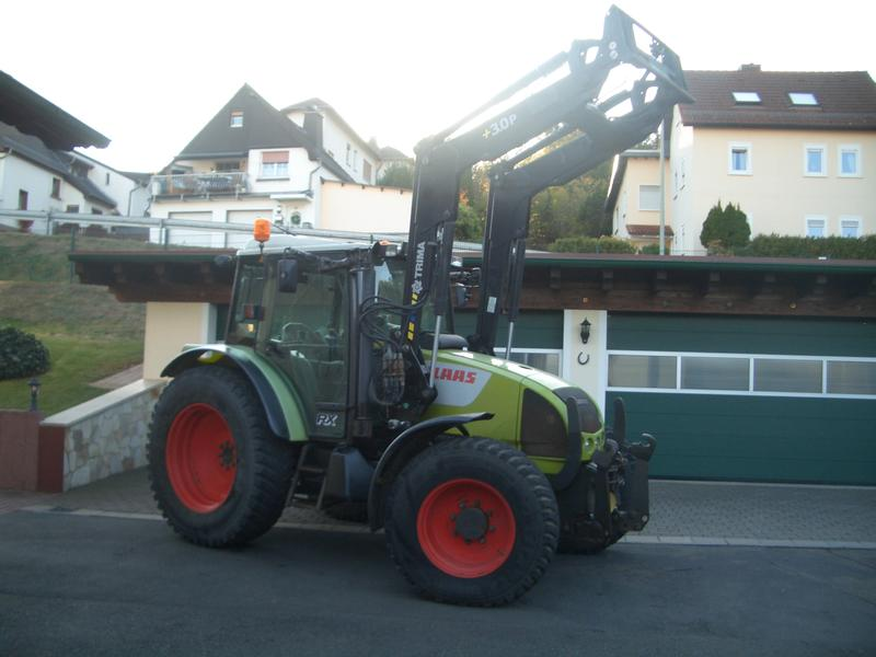 Claas Cletis 446 RX Allrad Frontlader Fronthydraulik FZ 40km/h TÜV