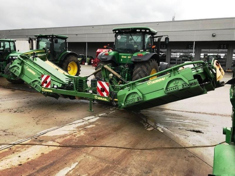 Krone EC 9140 CV Collect