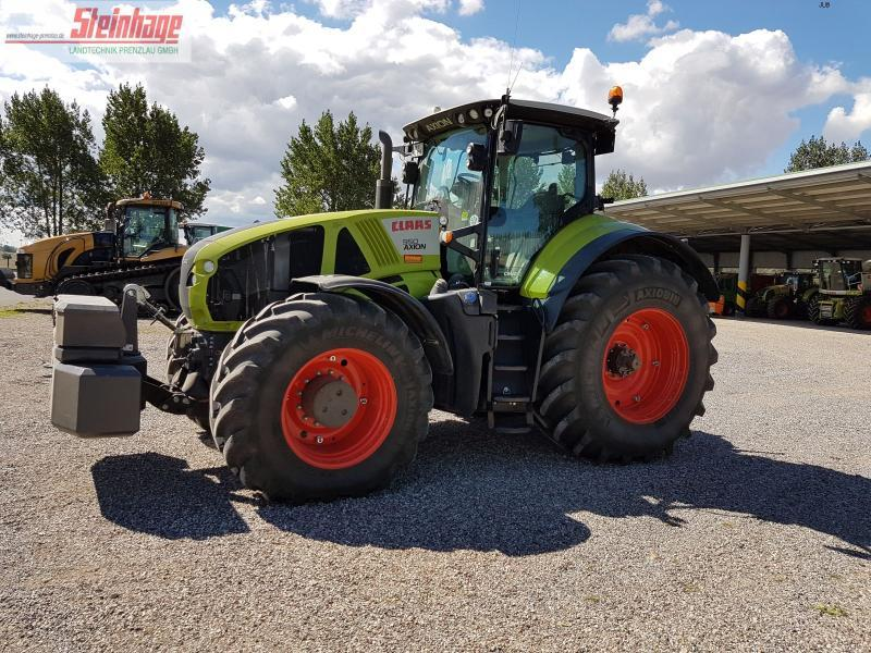 Claas Axion 950 CMATIC