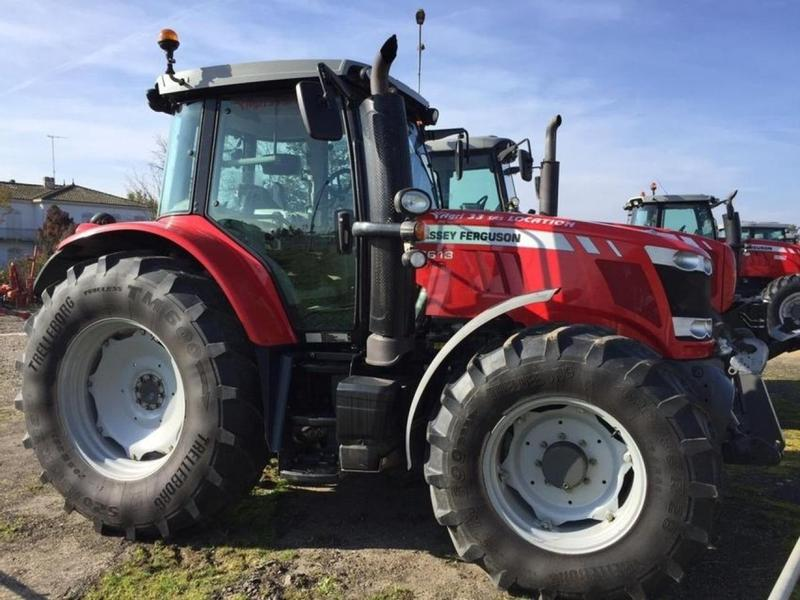 Massey Ferguson 6613 DYNA6 EFFICIENT