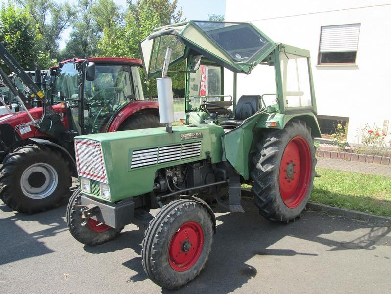 Fendt Farmer 102 S Turbomatik