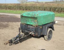 Ingersoll Rand P70WP Twin Tool Compressor
