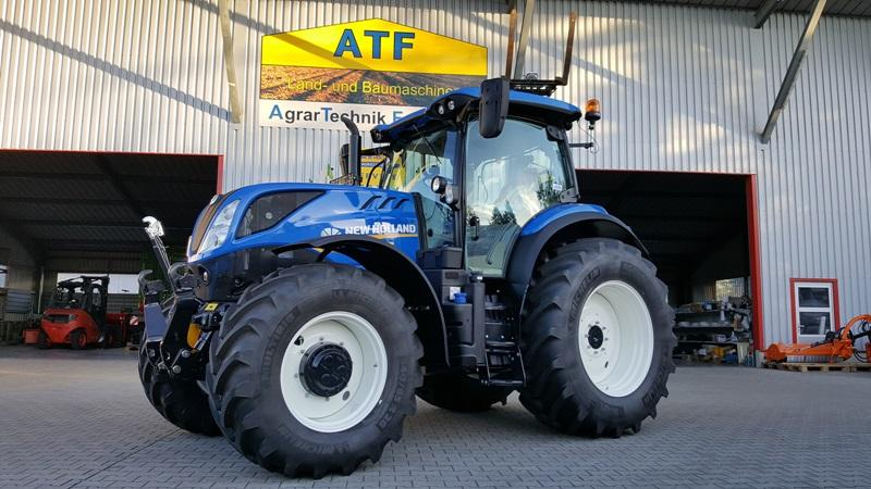 New Holland T7.165 S