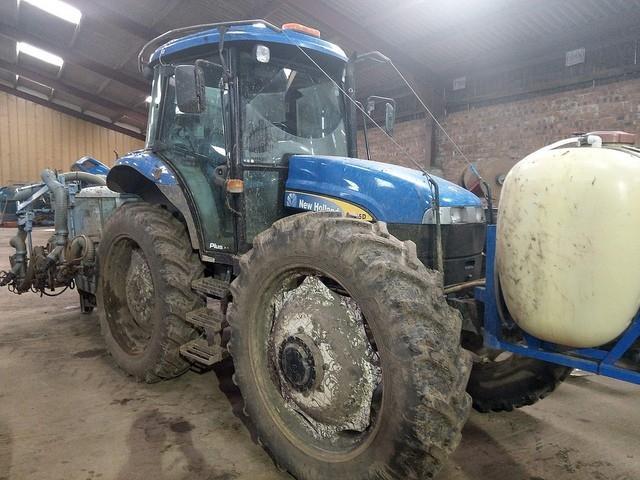 New Holland TD 95D PLUS