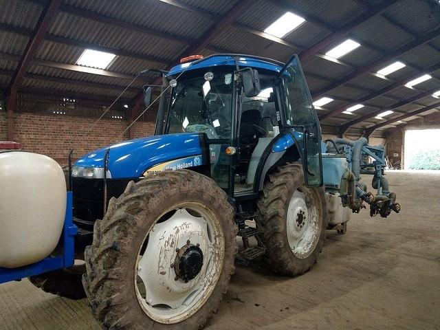 New Holland TD5050 PLUS 2010