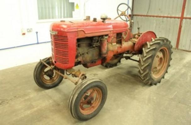 International  FARMALL A
