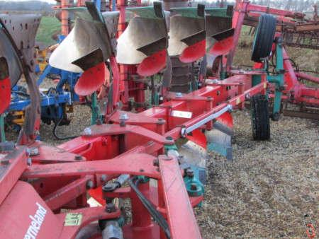 Kverneland LO85/300 Plough, 7 furrow, On Land/In Furrow, 2005