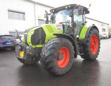 Claas ARION 650 CMATIC, FKH + FZW