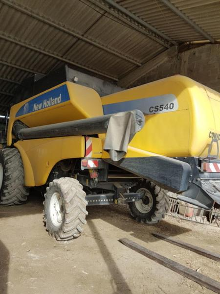 New Holland CS  540  HD  RS