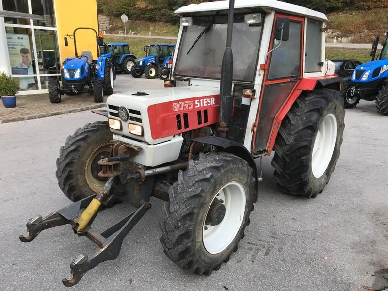 Steyr 8055