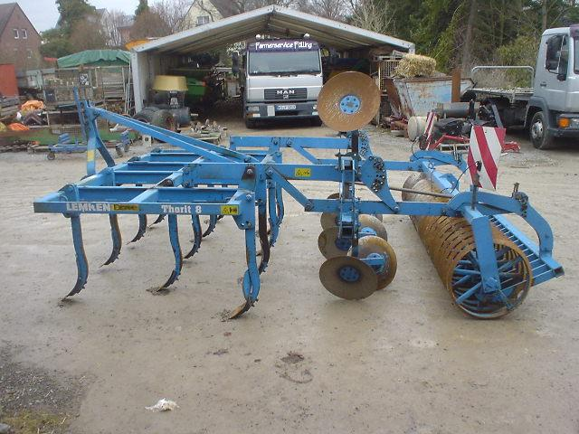 Lemken Thorit 8/300