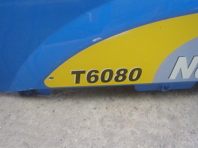 New Holland Motorhaube T6080