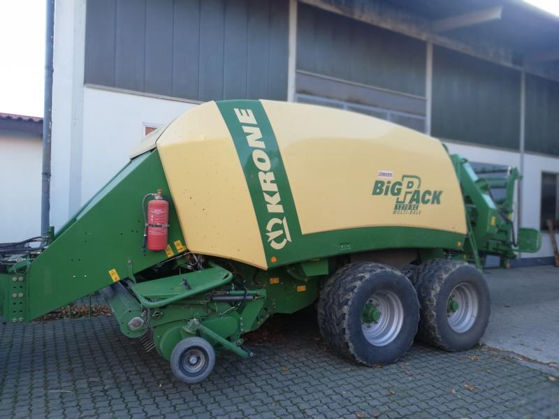 Krone BiG-Pack 1270 XC Multi-Bale