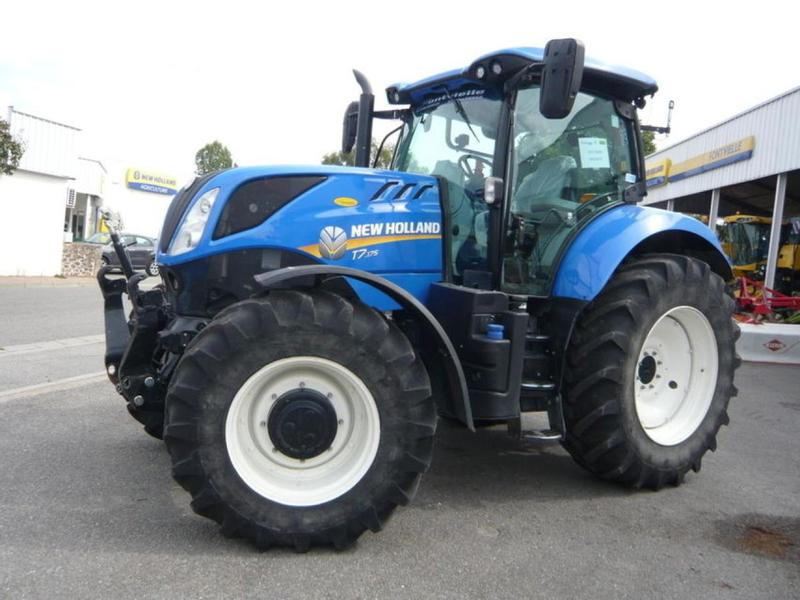 New Holland T7.175