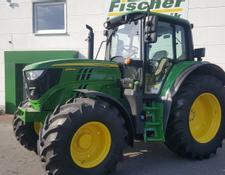 John Deere 6 120M AQ-Plus EcoShift