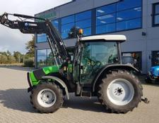 Deutz-Fahr Agroplus 410 GS Powershuttle