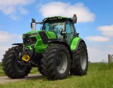 Deutz-Fahr 6185 TTV Warrior