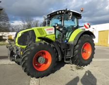Claas AXION 870 CMATIC.RTK.GPS
