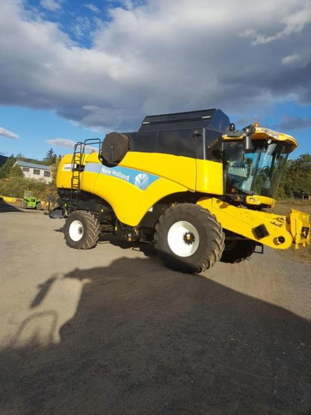 New Holland CX 8090 SL