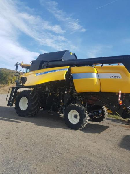 New Holland CX 8080 HD