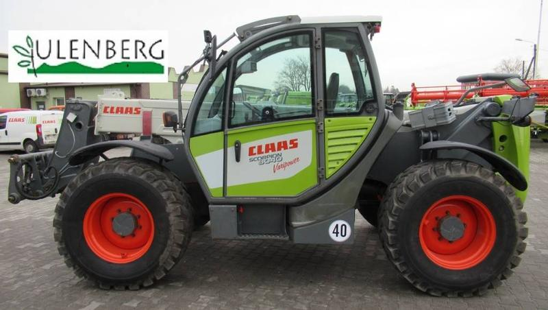 Claas Scorpion 9040