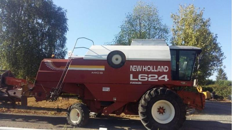 New Holland L 624 MCS