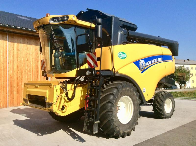 New Holland CX 5080 SCR - 4,5 Meter