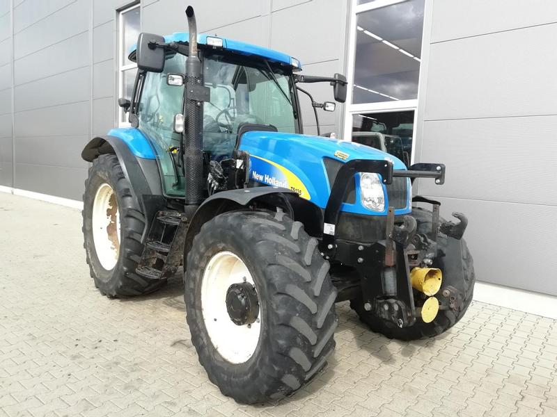 New Holland TS 135 A