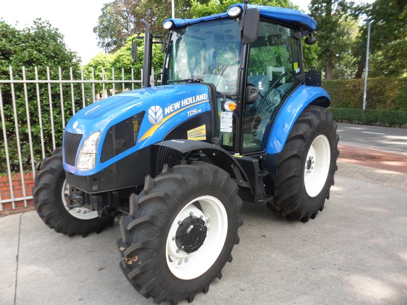 New Holland Boomer 3040 Easy Drive (w/cab)