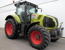 Claas AXION 800 CIS - FZW