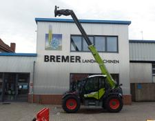 Claas SCORPION 741 VARIPOWER, 40 km/h, DL-Bremse