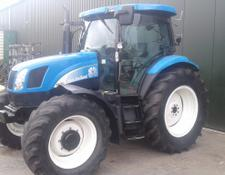 New Holland Ts100a (nieuwe motor)