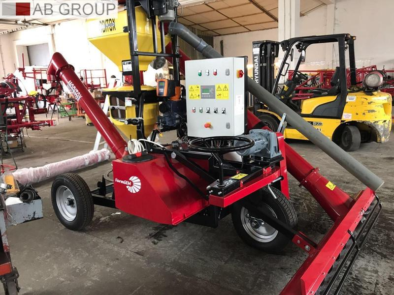 FarmGem Mobitox Self-Propelled Seed Treating Unit