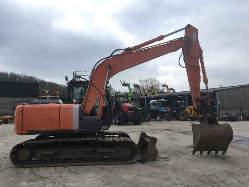 Hitachi Zaxis 130LCN Digger (ST2084)
