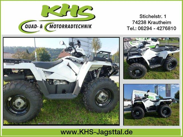 Polaris Sportsman 570 LOF, 4x4 KHS-Edition