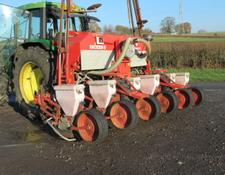 Becker 6 Row Maize & Fertiliser Drill