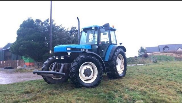 New Holland 8340***SOLD***