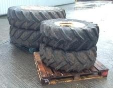 Kleber  Tyres to fit NH T4.95