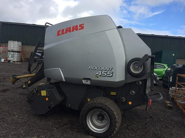 Claas ROLLANT 455 ***SOLD***
